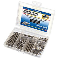 Offshore Angler Stainless Steel Machine Screw Kit