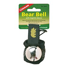 Coghlan's Bear Bell with Magnetic Silencer