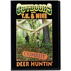 T.K. & Mike Comedy ''Deer Huntin' '' Video - DVD
