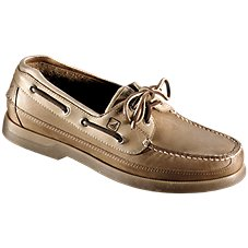 Sperry Mako 2-Eyelet Canoe Moc Boat Shoes for Men - Oak