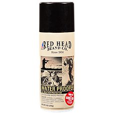 RedHead Waterproof Aerosol Spray for Shoes and Boots