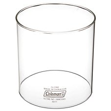 Coleman Lantern Replacement Globe - Tall Cylinder