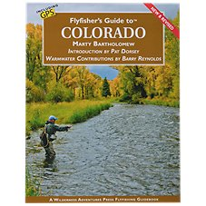 Flyfisher's Guide to Colorado Book by Marty Bartholomew