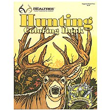 The Realtree Hunting Coloring Book for Kids