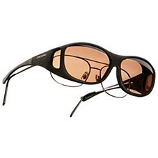 Cocoons Over-Glasses Slim Line Sunglasses