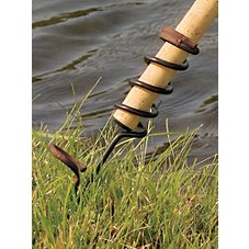 Bass Pro Shops Bank Rod Holder - Spiral