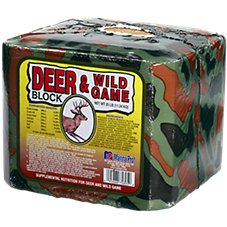 RedHead Deer and Wild Game Block