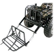 Power Loader for ATV or Utility Vehicle