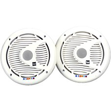 Dual DMS652 6.5'' Coaxial Marine Speakers