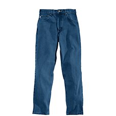 Carhartt 5-Pocket Traditional Fit Jeans for Men