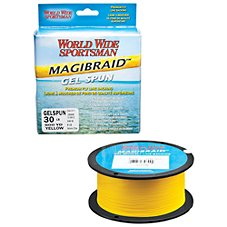 World Wide Sportsman Magibraid Gel Spun Fly Line Backing