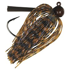 Chompers Skirted Football Jigs
