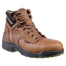 Timberland Pro TiTAN Safety Toe Work Boots for Men