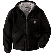 Carhartt Sandstone Sierra Sherpa-Lined Jacket for Men