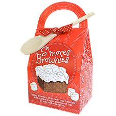 S'mores Brownie Mix