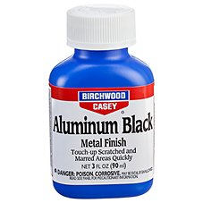 Birchwood Casey Aluminum Black Metal Finish