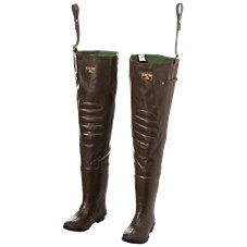 RedHead Bone-Dry Rubber Boot-Foot Hip Waders for Men, Ladies and Kids