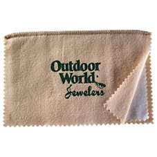 Outdoor World Jewelers Cleaning Cloth