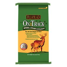 RedHead On-Track Premium Loose Mineral Supplement