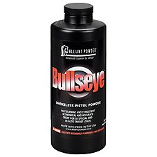 Alliant Powder Bullseye Smokeless Pistol Powder