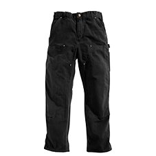 Carhartt Washed Duck Double Front Pants for Men