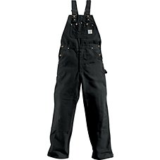 Carhartt Unlined Duck Bib Overalls for Men