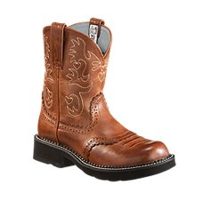 Ariat Fatbaby Saddle Western Boots for Ladies
