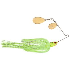 Bass Pro Shops Lazer Eye Pro Series Spinnerbaits - Double Colorado