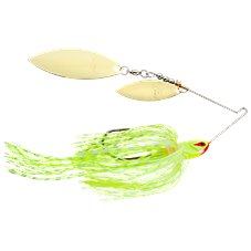 Bass Pro Shops Lazer Eye Pro Series Spinnerbaits - Double Willow
