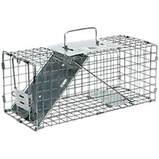 Havahart Live Animal Single-Door Cage Trap-Squirrel, Raccoon