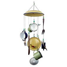 Sunset Vista Designs Pots and Pans Wind Chime