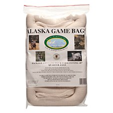Alaska Game Bags Rolled Game Bags for Deer - 4-Pack