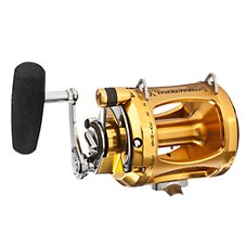 PENN International V Single Speed Lever Drag Reel