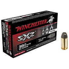 Winchester SXZ Personal Protection and Training System Handgun Ammo