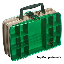 Plano Double Sided Tackle Satchel - 1120