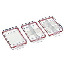 Plano Small Waterproof Accessory Boxes - 1061 - Three Pack