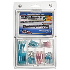 Bass Pro Shops Professional Marine-Grade Heat-Shrink Connector Kit