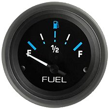 Sierra Marine Eclipse Series 2'' Fuel Gauge