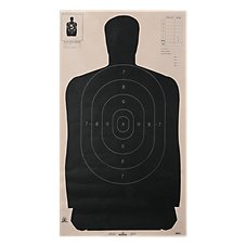 RedHead Official NRA Silhouette Target