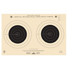 RedHead Official NRA Small Bore Rifle Targets