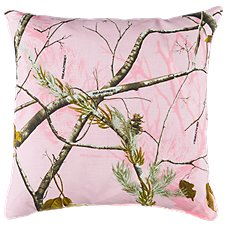 Bass Pro Shops Realtree APC Pink Collection Pillow