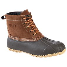 RedHead All-Season Classic II 5-Eye Lace-Up Insulated Boots for Men