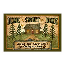 Bass Pro Shops Home Sweet Home Welcome Mat