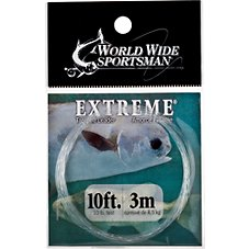 World Wide Sportsman Extreme Tapered Leader