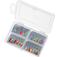Bass Pro Shops Ice Extreme Panfish Kit - 21 Piece