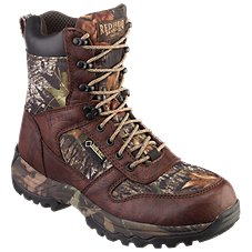 RedHead 8'' Side-Zip GORE-TEX Insulated Waterproof Hunting Boots for Men