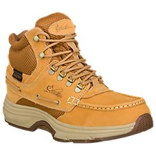 World Wide Sportsman Blue Water Waterproof Chukka Boots for Men - Tan