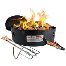 Camp Chef Portable Propane Fire Ring