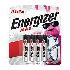 Energizer Max AAA Battery - 8 Pack
