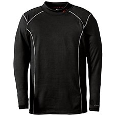 XPS Expedition Weight 3.0 Thermal Mock Long-Sleeve Turtleneck with X-Odor for Men